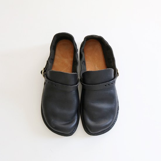 <img class='new_mark_img1' src='https://img.shop-pro.jp/img/new/icons3.gif' style='border:none;display:inline;margin:0px;padding:0px;width:auto;' />Aurora Shoes | ミドルイングリッシュ Lady's Black | F002062SS002