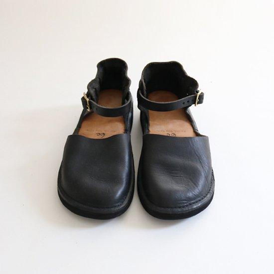 Aurora Shoes | ニューチャイニーズ Black | F002062SS004