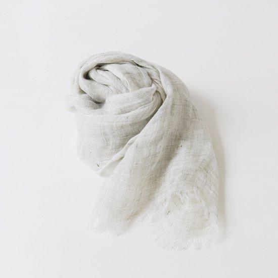 Khadi and Co. | リネンストール Light Grey | D012201FM310