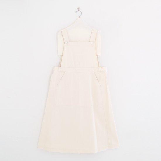 Charpentier de Vaisseau | ジャンパースカート〈 Dorothy 〉Natural | C003202TD406
