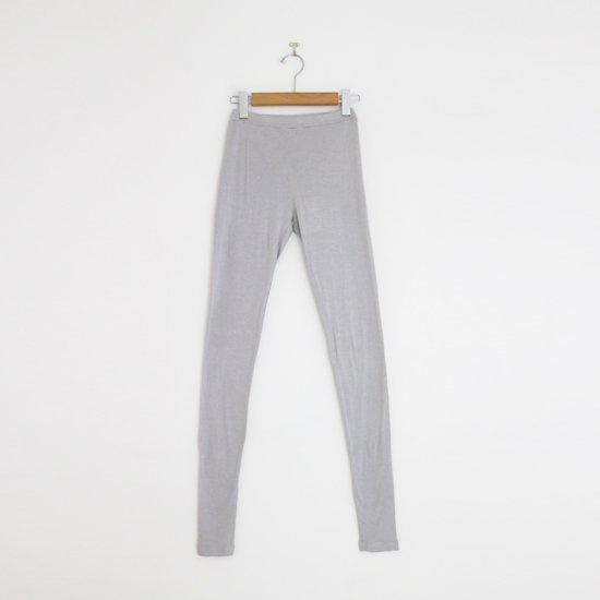ゴーシュ | スーピマカシミアフライスレギンス Light Grey | F019202FS430