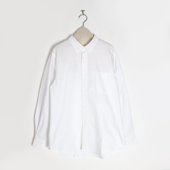 Charpentier de Vaisseau | オックスフォードBDシャツ〈 Sant 〉White | C003202TS413