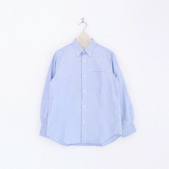 Charpentier de Vaisseau | ボタンダウンシャツ〈 Sant 〉Light Blue | C003202TS413