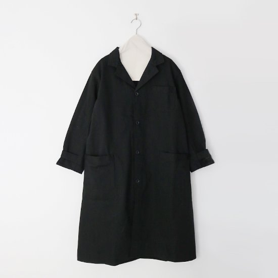 Charpentier de Vaisseau | ワークコート〈 Terry 〉Black | C003202TC404