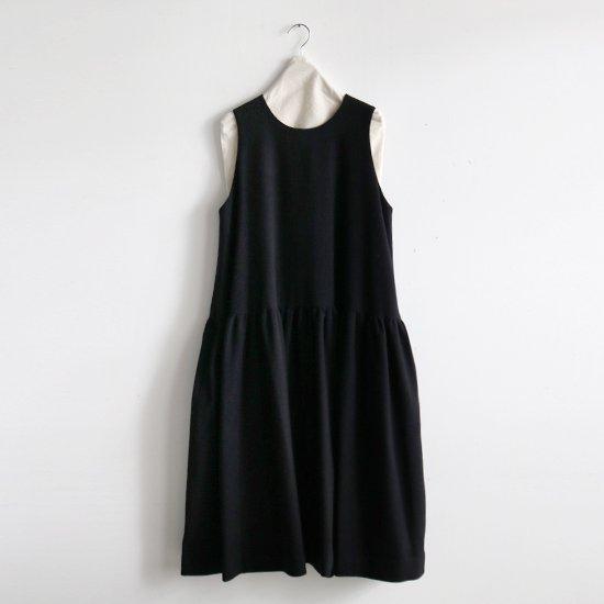Atelier d'antan | ローデンクロスワンピース〈 Sorel 〉Black | A232202TD458