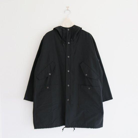 Charpentier de Vaisseau   フードコート〈 Teo 〉Black   C003202TJ399