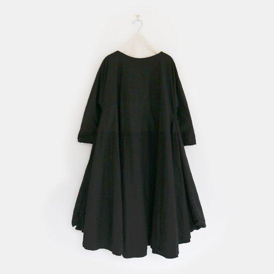 Ricorrrobe | リバーシブルドレス〈 birch 〉Black | D111202TD028