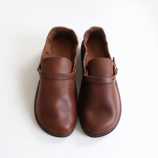 Aurora Shoes | ミドルイングリッシュ Men's Brown | F002062SS001