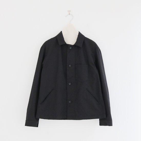 ゴーシュ | カツラギカバーオール Black | F019211TJ441