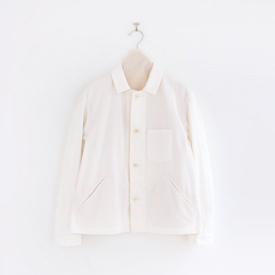 ゴーシュ   カツラギカバーオール White   F019211TJ441