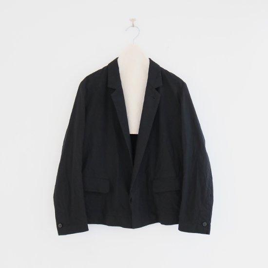 ゴーシュ   セミツイストツイルジャケット Black   F019211TJ435