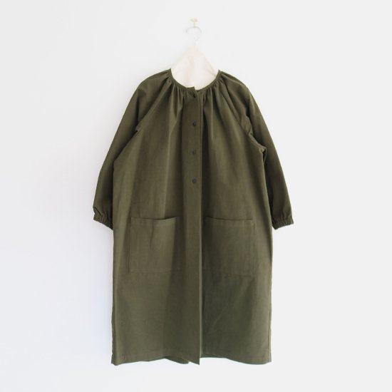 Atelier d'antan | アトリエブラウス〈 Rousseau 〉Olive | A232121TS051