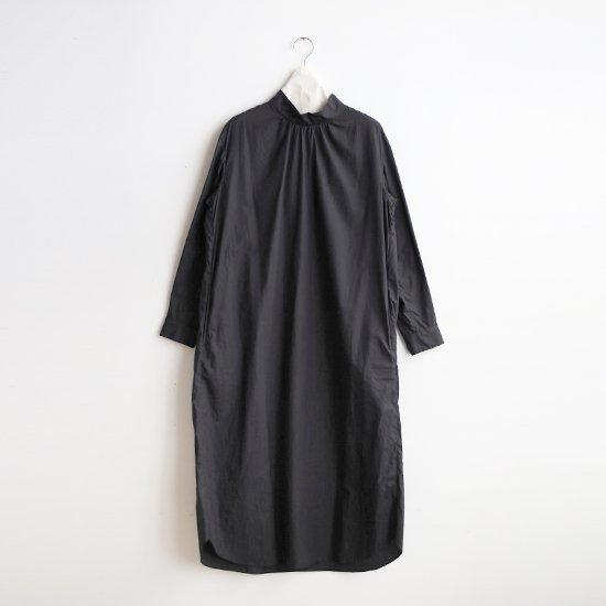 ゴーシュ | 100/1タイプライターワンピース Black | F019211TD451