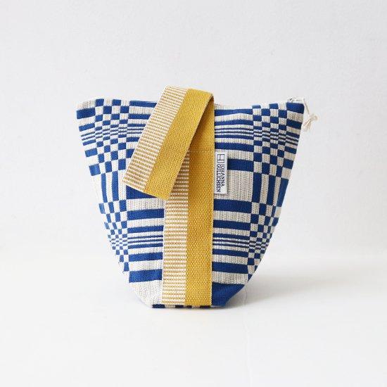 Johanna Gullichsen | テトラハンドバッグ Doris Blue | D004091BB021