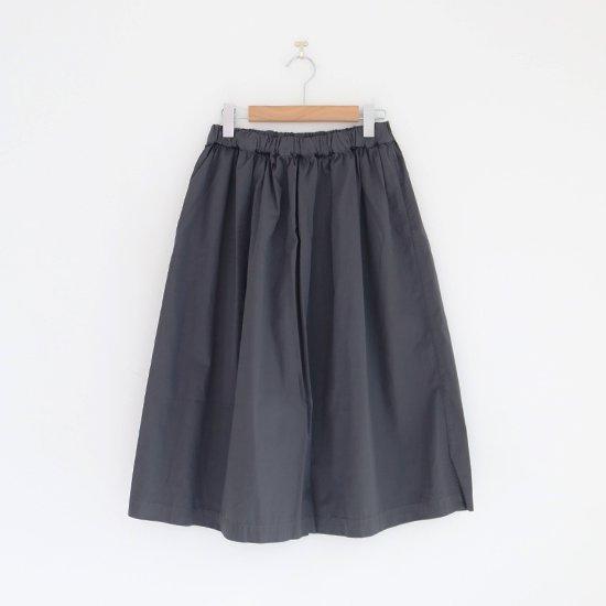 Charpentier de Vaisseau | ギャザースカート〈 Belinda 〉Dark Grey | C003191PS307