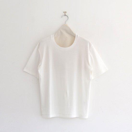 Babaco | フライスTシャツ White | F048211TT080