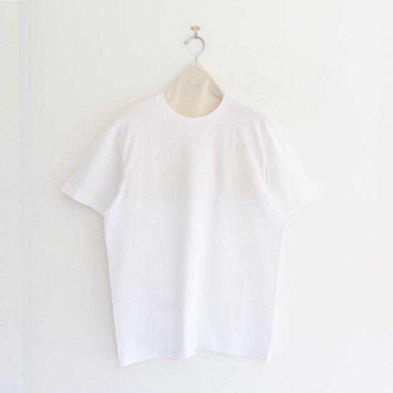 Yaeca   メンズクルーネックTシャツ White   F052201TT123