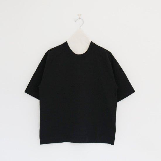 Charpentier de Vaisseau   ラグランスリーブTシャツ〈 Joyce 〉Black   C003211TT472