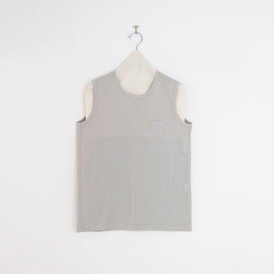ゴーシュ | 100/2ノースリーブカットソー Light Grey | F019211TT455