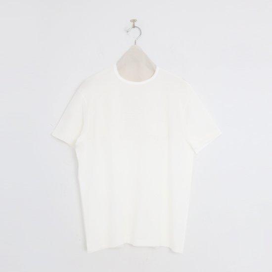 Yaeca   メンズサーマルTシャツ White   F052211TT148
