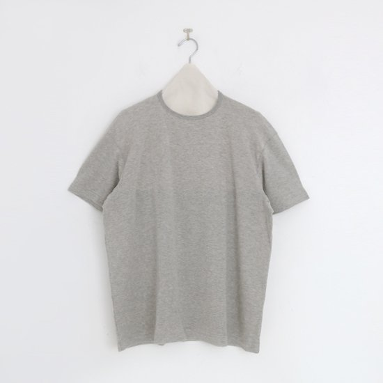 Yaeca   メンズサーマルTシャツ Grey   F052211TT148