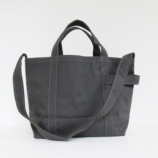 Tembea  | クラブトートミディアム Dark Grey | F021201BB305