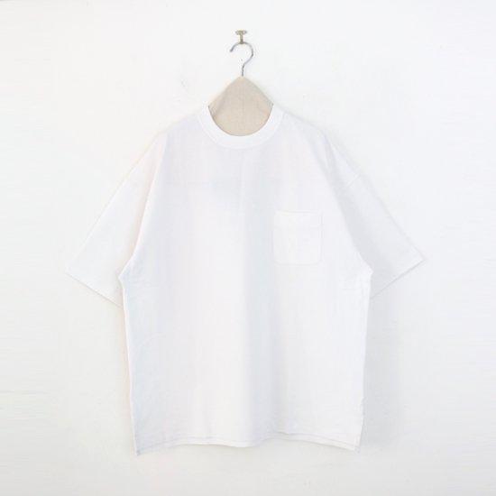 Fit For | ワイドボックスTシャツ White | F070211TT002