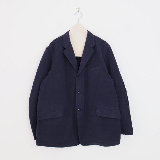 Comoli | 製品染めジャケット Navy | F035212TJ165