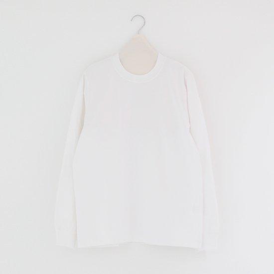 Fit For | ベーシックロングTシャツ White | F070211TT001