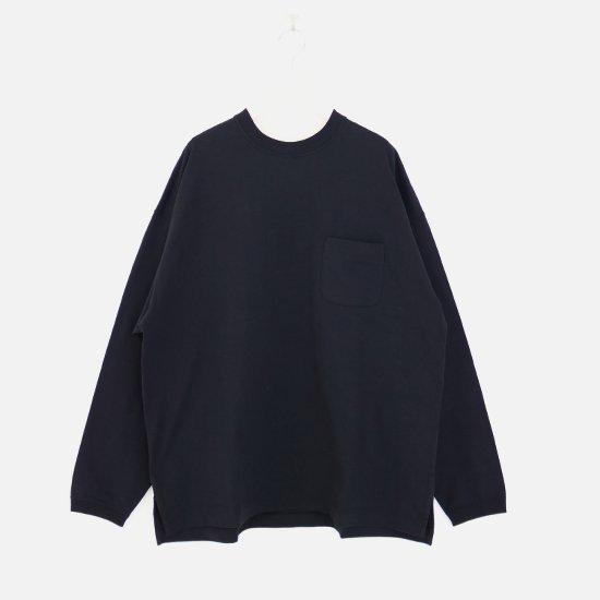 Fit For | ワイドボックスロングTシャツ Black | F070211TT003