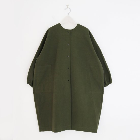 Atelier d'antan | ニューアトリエブラウス〈 Daumier 〉Olive | A232212TC530