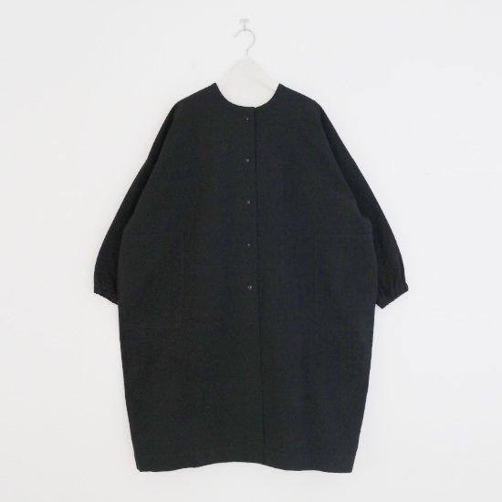 Atelier d'antan | ニューアトリエブラウス〈 Daumier 〉Black | A232212TC530