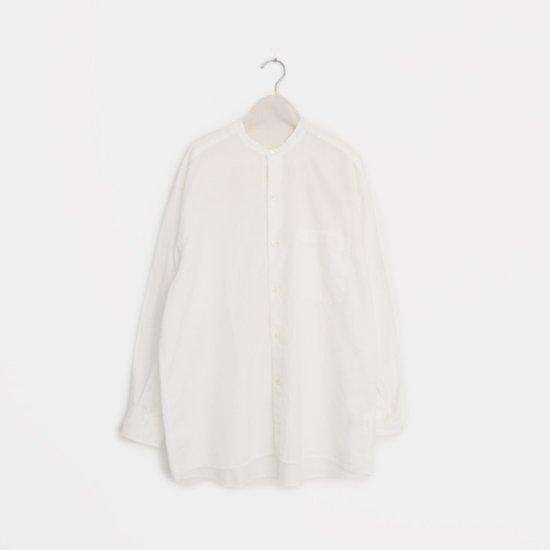 Charpentier de Vaisseau   オフィサーシャツ〈 Seth 〉White   C003212TS496
