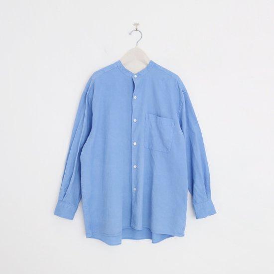 Charpentier de Vaisseau   オフィサーシャツ〈 Seth 〉Light Blue   C003212TS496