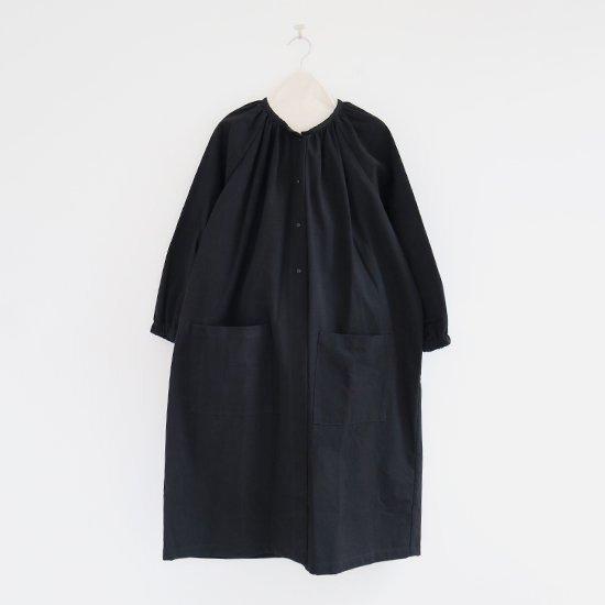 Atelier d'antan | アトリエブラウス〈 Rousseau 〉Black | A232121TS051