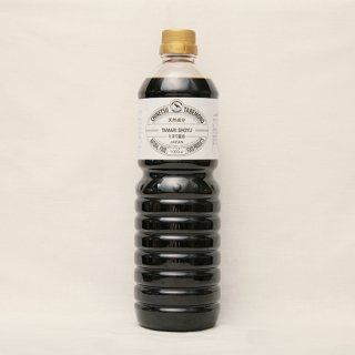 地熱たべもの研究所  たまり醤油  1Ⅼ