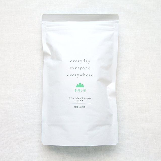 上水園  everyday 水出し茶 Mサイズ  90g (3g×30pc)
