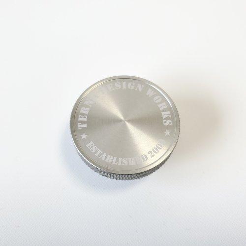 TDW オリジナル ステンシル オイルフィラーキャップ シルバー (マツダ用)