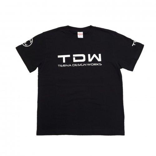 TDW プレミアムTシャツ ブラック