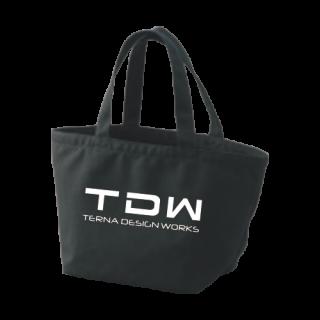 TDW キャンバスバッグ ブラック