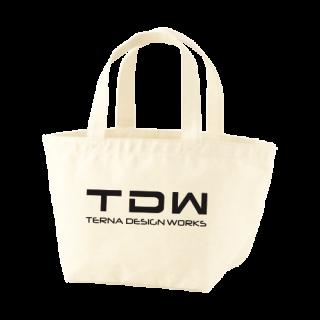 TDW キャンバスバッグ ホワイト