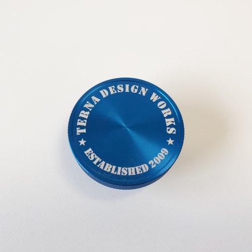 TDW オリジナル ステンシル オイルフィラーキャップ ブルー (マツダ用)