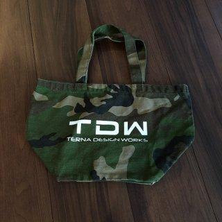TDW キャンバスバッグ カモフラ