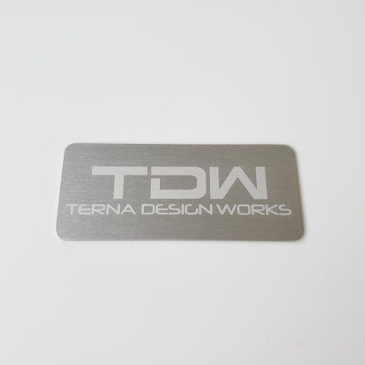 TDW アルミプレート S