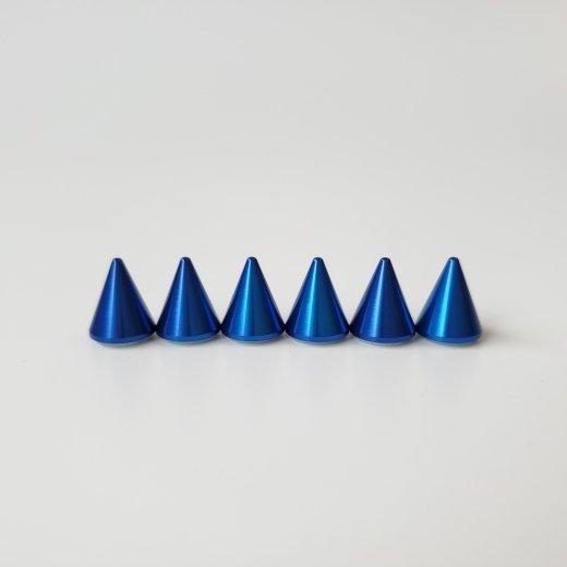 TDW MINISPIKE 6個 ブルー