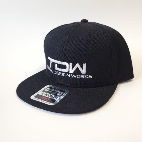 TDW スナップバッグ BK