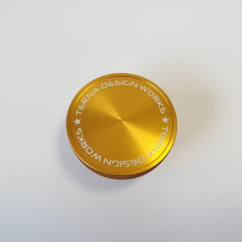 TDW オリジナル ポップロゴ オイルフィラーキャップ ゴールド (マツダ用)