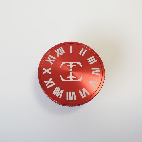 TDW オリジナル サークルロゴ オイルフィラーキャップ レッド (マツダ用)