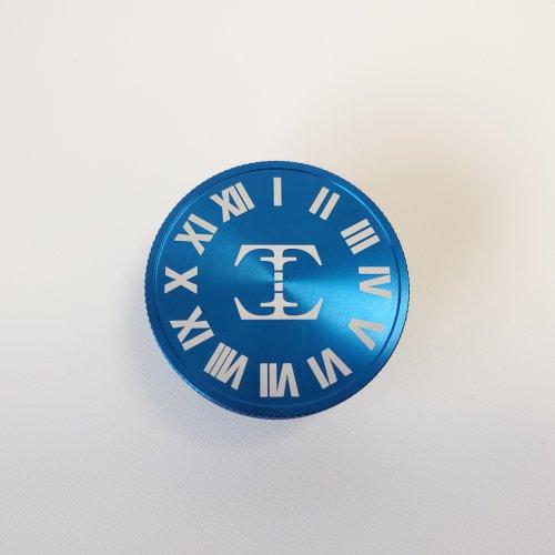 TDW オリジナル サークルロゴ オイルフィラーキャップ ブルー (マツダ用)