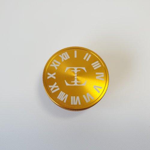 TDW オリジナル サークルロゴ オイルフィラーキャップ ゴールド (マツダ用)